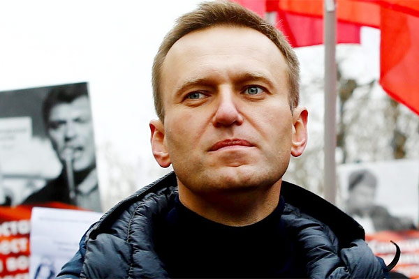 Ultimatum to Navalny