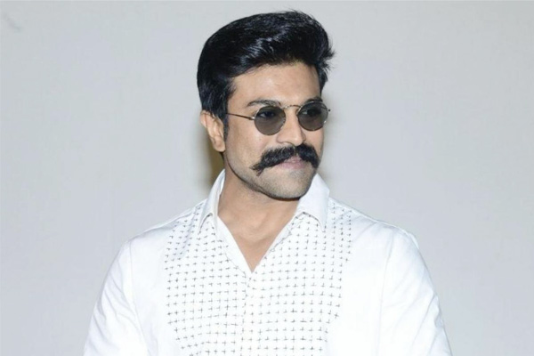 Ram Charan tests coronavirus positive