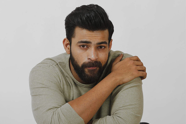 Actor Varun Tej Tests Positive For COVID 19