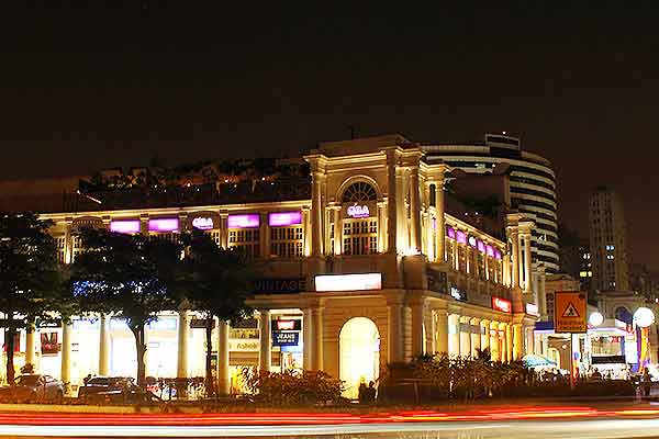 Entry Closed After 8 Pm In Connaught Place Exit Gate Of Rajiv Chowk Station Will Be Closed From 9 Pm