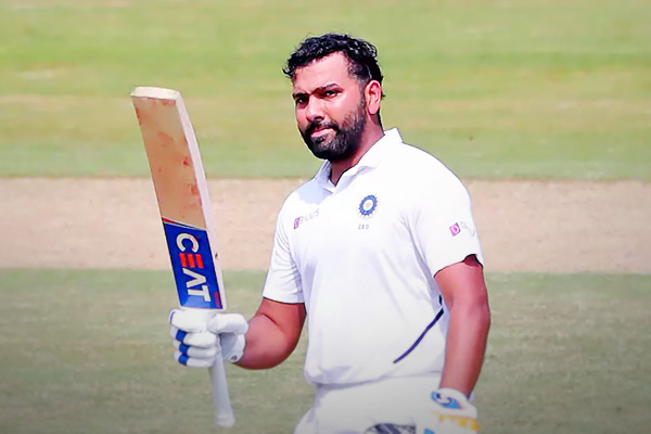 Rohit Sharma Vice captain For Test Series