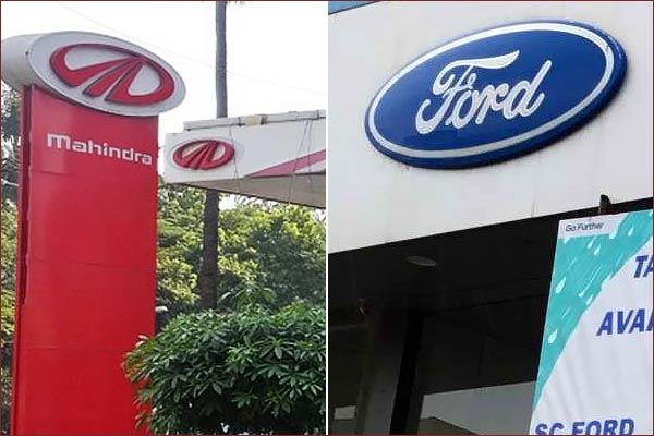 Ford and Mahindra Joint venture