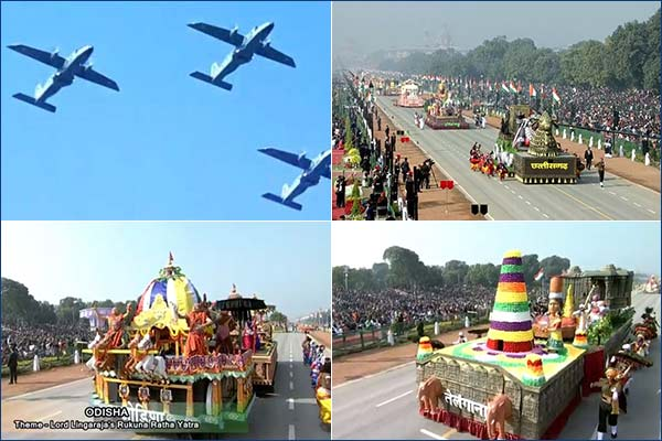 Republic Day Parade duration
