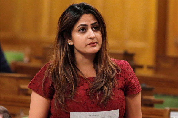 Indo-Canadian MP quits post