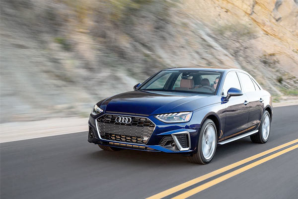 Audi A4 2021 Launched In India