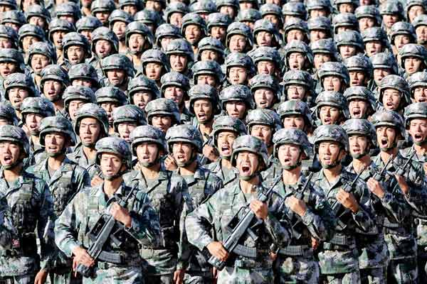 Jinping tells Chinese military to be ready for war