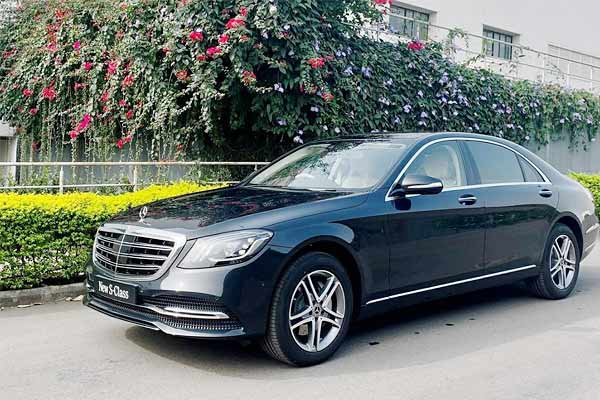 Mercedes Presents New Variant Of S Class Maestro In India