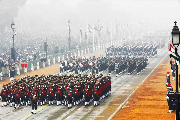 Chief Guest For Republic Day