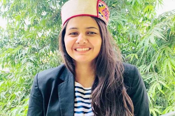 Jaipur Girl Expressed Her Desire For A Himachali Cap From Rajnath On Twitter And CM Jairam Provide I