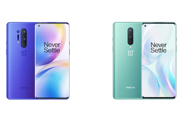 OnePlus 8 and OnePlus 8 Pro get new oxygen updates