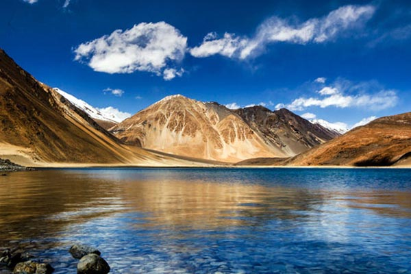 Permit of Pangong lake opened after 8 months tourists will be able to go