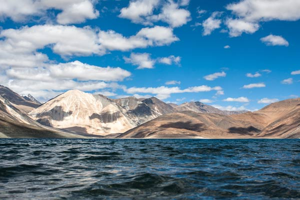 Pangong Lake opened for tourists
