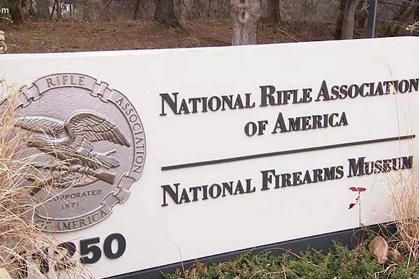 NRA files for Bankruptcy