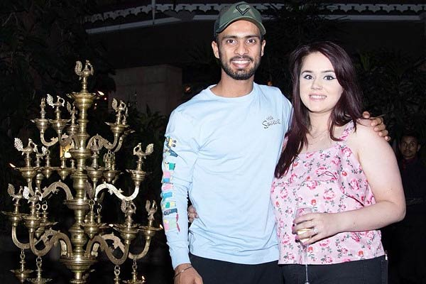 Mandeep Singh welcomes a baby boy in his life with wife Jagdeep Singh