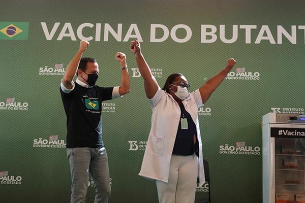 Emergency approval for Oxford and China's vaccine in Brazil