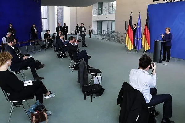 Lockdown in Germany extended