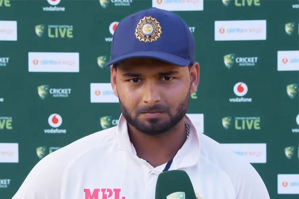 ICC Test Rankings Rishabh Pant Becomes Top Ranked Wicket Keeper In Batting List