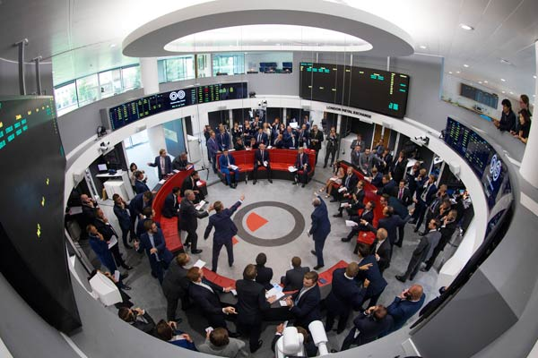 The Ring Of The London Metal Exchange