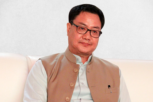 Sports Minister Rijiju gets additional charge of Ministry of AYUSH