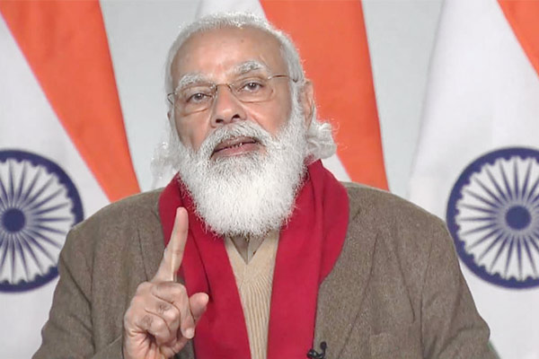 PM Modi Is Communicating With Those Vaccinated In Varanasi