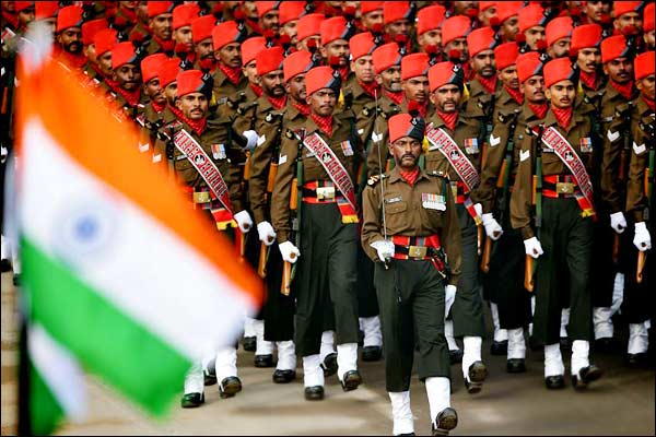 Republic Day Full Dress Rehearsal Today