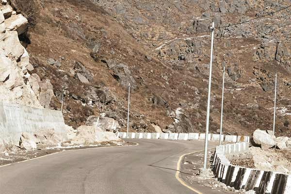 Ramam Border Check Post For Foreign Tourists