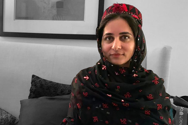 Karima Balochs body captured by Pakistan Army and her family members taken hostage