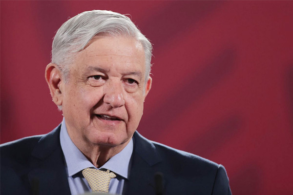 Mexican President tests positive for Covid19
