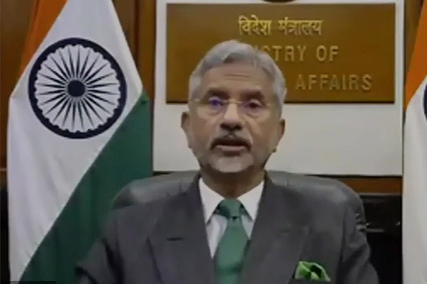 External Affair Minister S Jaishankar With China Conversation Said India And China Relation Affected