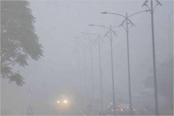Low Visibility In North India Including Delhi Due To Excess Of Chloride Says Study