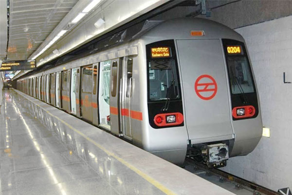 Many stations of Delhi Metro closed, passenger not allowed to enter and exit
