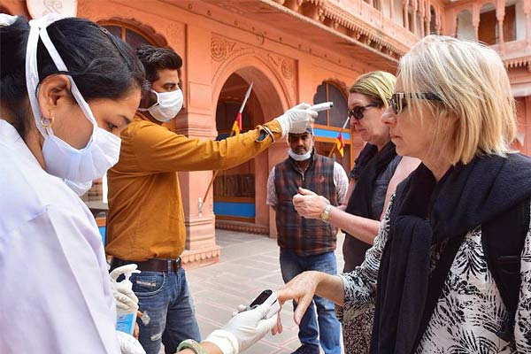 Less than 30 lakh foreign tourists visited India in 2020: Minister of Tourism said in Parliament