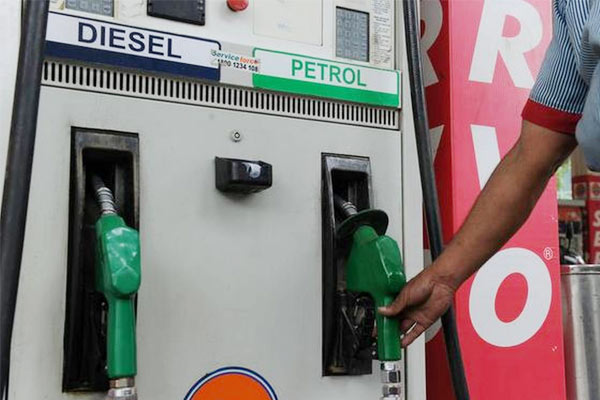 Petrol diesel price in India