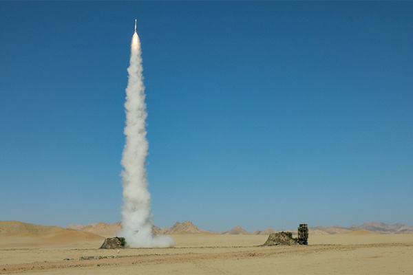 China tests mid-course anti-ballistic missile
