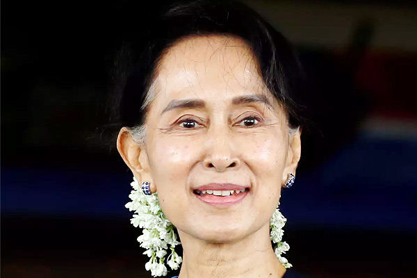 US request to meet Aung San turned down