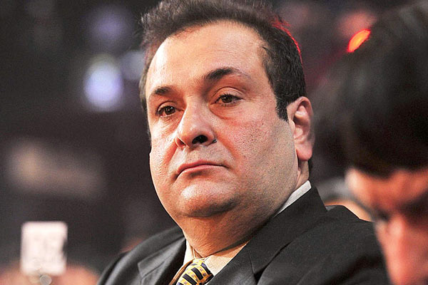 Rajiv Kapoor, the youngest son of Raj Kapoor, died of a heart attack at the age of 58