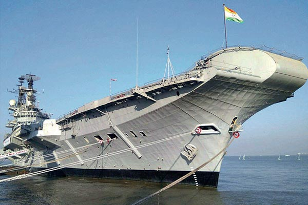 Supreme Court bans aircraft carrier INS Viraat