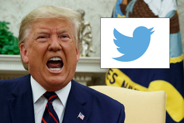 Twitter CFO Ned Segal Says Donald Trump Will Never Be Allowed Back On The Twitter