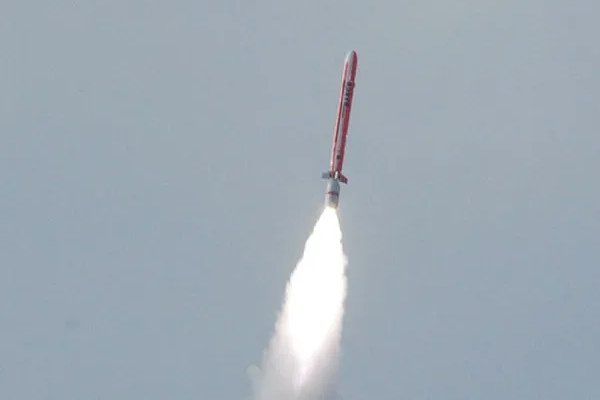 Pakistan test-fires surface-to-surface cruise missile