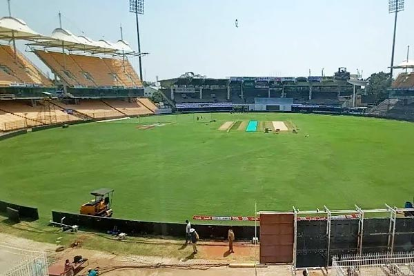 Team India playing two Tests on same ground for the first time in the history of 87 years of cricket