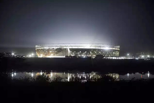 World Largest Cricket Stadium in Ahmedabad