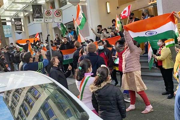 Threat to India citizens in Canada