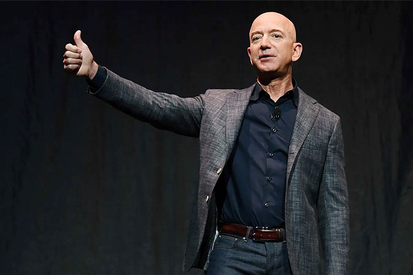 Jeff Bezos again becomes worlds richest person surpasses Elon Musk