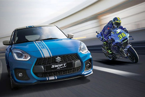 Swift Sport Hybrid World Championship Edition launched, company will sell only 7 cars