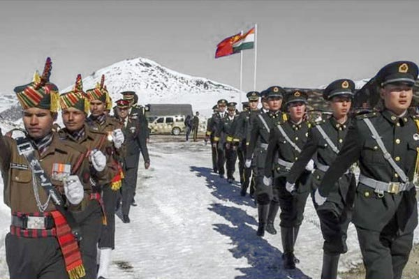 Chinese soldiers casualty in Galwan clash