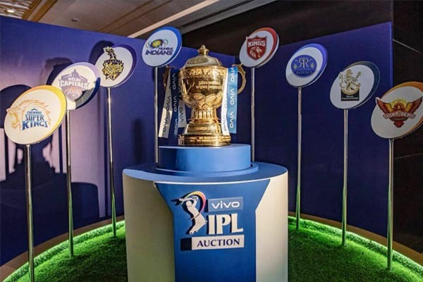 Indian premier League auction