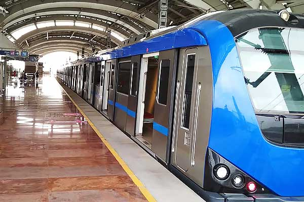 Chennai Metro fares cut by Rs 20, new rates will be applicable from February 22