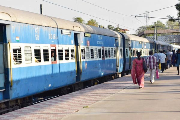 Local Trains Will Run From Today After 11 Months