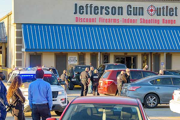 2 killed by attacker at gun store