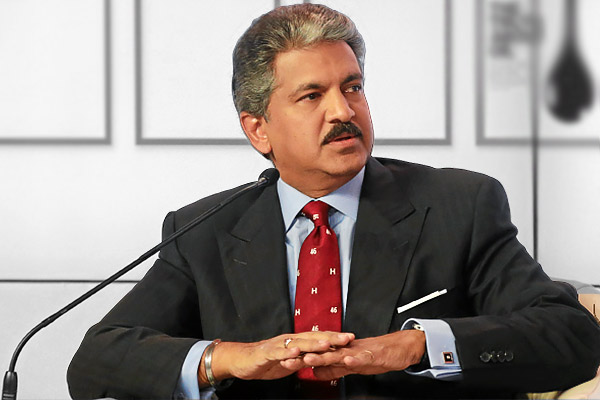Anand Mahindra Wants To Work With Man Who Turned Auto Rickshaw Into Mobile Home